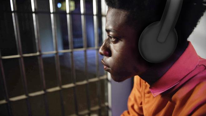 Inmate Headphones